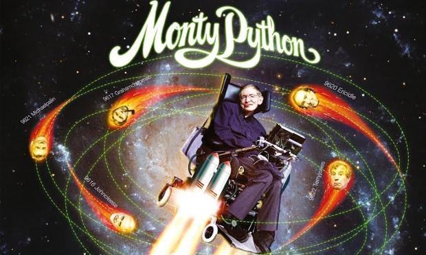 Không chỉ lên phim, Stephen Hawking còn đem khoa học vào âm nhạc