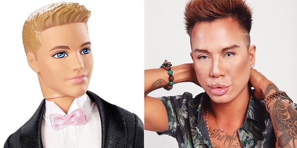 Chàng trai nghiện phẫu thuật thẩm mỹ thành búp bê Ken