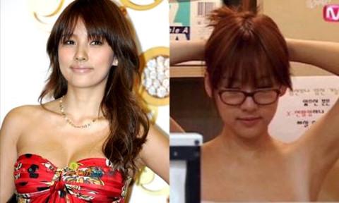3 sao nữ Hàn công bố bằng chứng không phẫu thuật thẩm mỹ