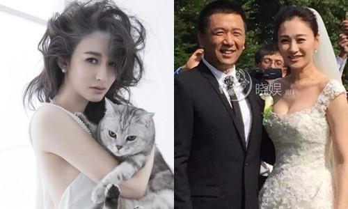 """Minh tinh Trung Quốc bị tiếng cướp chồng được """"vợ cả"""" minh oan"""