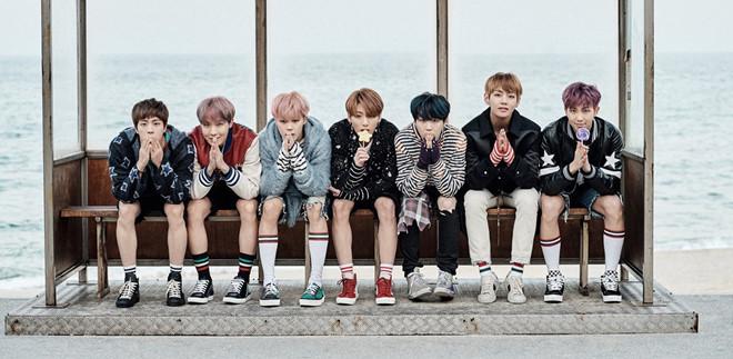 BTS lập thêm kỷ lục mang tầm quốc tế