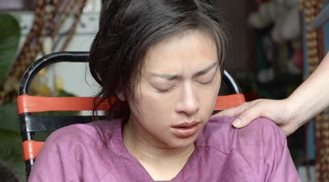 Ngô Thanh Vân gặp tai nạn nứt xương trên phim trường