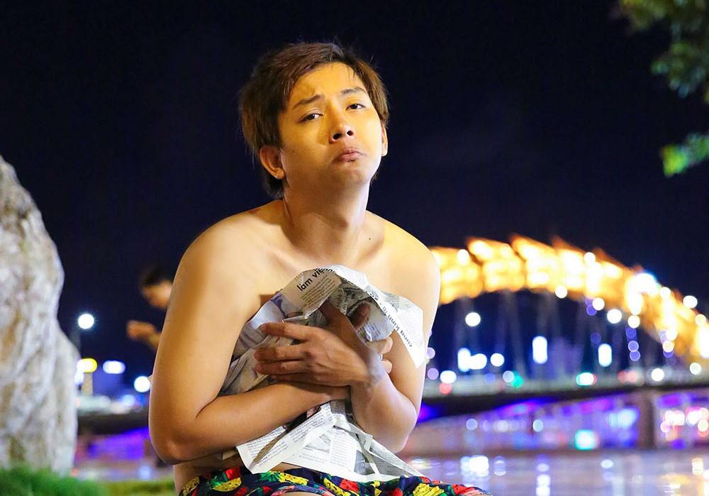 """Hoài Lâm: Vai diễn trong """"Yêu em bất chấp"""" khiến tôi vô cùng vất vả"""