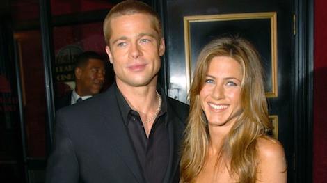 Nghi vấn Brad Pitt và Jennifer Aniston tái hợp