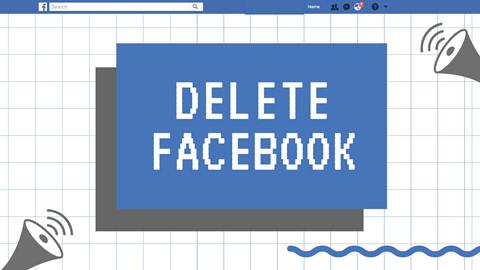 Xóa Facebook: Nói dễ hơn làm