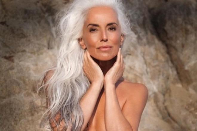 Yazemeenah Rossi: Người mẫu 63 tuổi trẻ mãi không già