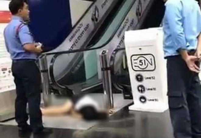 Nữ sinh thiệt mạng sau khi rơi từ tầng cao trong tòa nhà Bitexco