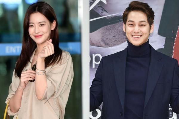 """Kim Bum xác nhận đang yêu nữ diễn viên """"Hoa Du Ký"""""""