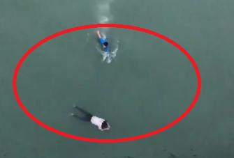 Nam thanh niên lao xuống sông cứu cô gái 9X nhảy cầu tự tử