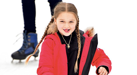 Tủ đồ hiệu của con gái 7 tuổi nhà Beckham