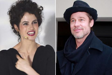 Bằng chứng Brad Pitt bí mật qua lại với nữ kiến trúc sư được 6 tháng