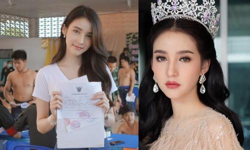 Thiên thần chuyển giới Thái Lan lo lắng khi khám nghĩa vụ quân sự