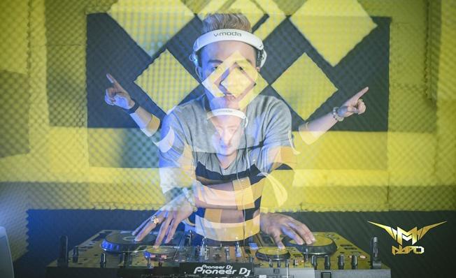"""DJ Napo ngày càng khẳng định mình với những bản mix """"đã tai"""""""