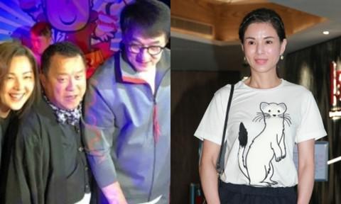 Giữa bê bối, Tăng Chí Vỹ vẫn được dàn sao Hong Kong dự sinh nhật
