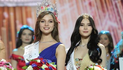 Vận động viên 18 tuổi đăng quang Hoa hậu Nga 2018