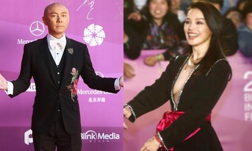 Sau 18 năm, Trương Vệ Kiện và Thư Kỳ vai vế khác biệt trên thảm đỏ