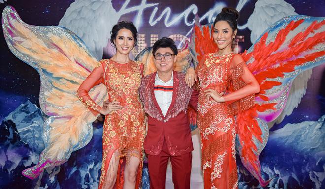 """Các """"thiên thần"""" khoe sắc trình diễn BST mới của NTK Tommy Nguyễn"""