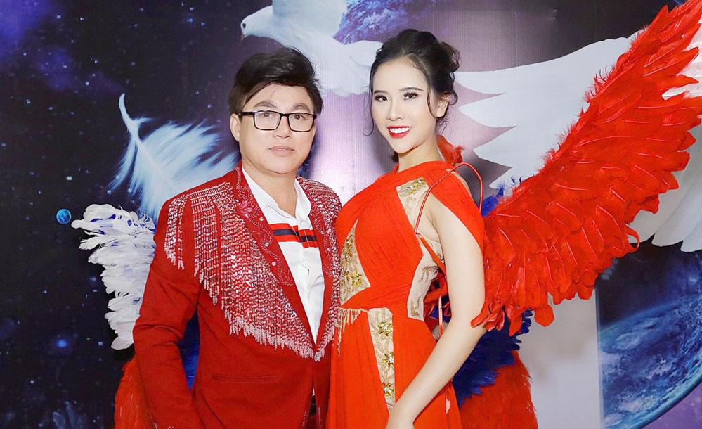 Người đẹp Quỳnh Như nổi bật trong đêm trình diễn BST mới của NTK Tommy Nguyễn