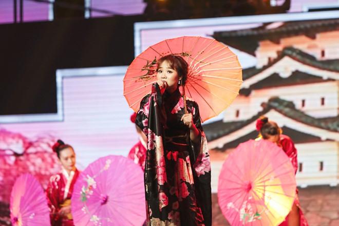Như Quỳnh nuối tiếc loại đi thí sinh hát Bolero phong cách Nhật Bản