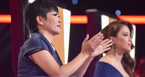 Phương Thanh thường hôn trộm Lam Trường khi hát song ca