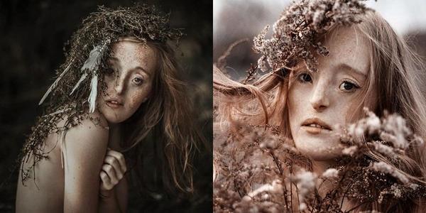 Cô gái thách thức mọi chuẩn mực vẻ đẹp hiện đại