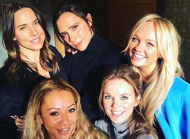 Spice Girls tái hợp, hát tại đám cưới Hoàng tử Harry?