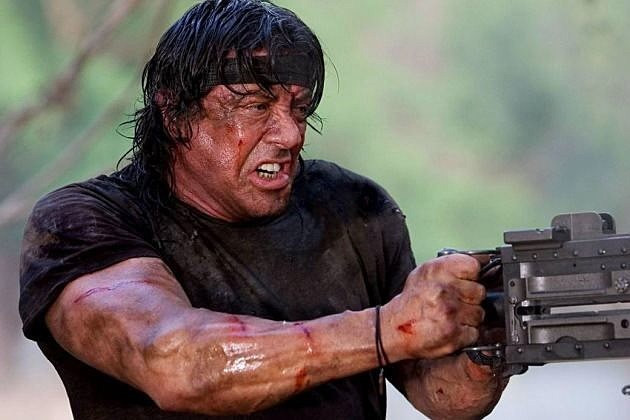 "Sylvester Stallone chuẩn bị bấm máy ""Rambo 5"""