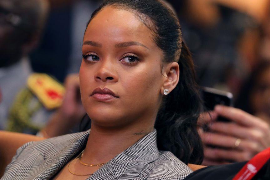 Kẻ gian đột nhập nhà của Rihanna