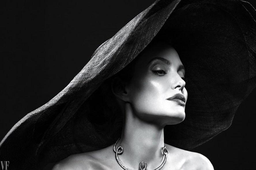 Angelina Jolie vẫn đứng vị trí số 1 Top phụ nữ được ngưỡng mộ nhất thế giới