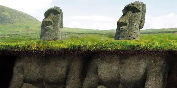 Sự thật chôn giấu bên dưới những chiếc đầu trên đảo Phục Sinh