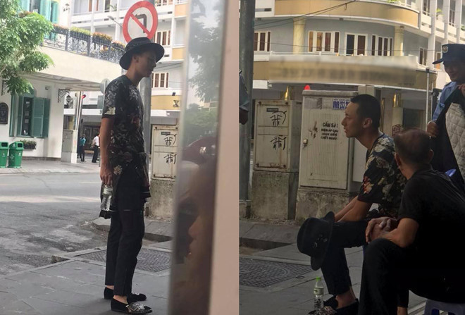 Rocker Nguyễn bị cha mẹ từ mặt, dùng chất gây nghiện