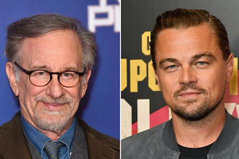 Leonardo DiCaprio có thể sắp tái ngộ đạo diễn Steven Spielberg