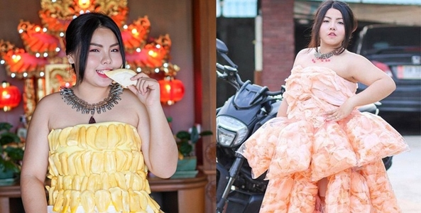 Những màn cosplay độc nhất vô nhị của cô nàng Thái Lan