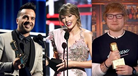 Billboard Music Awards 2018: Vinh danh những kỷ lục gia