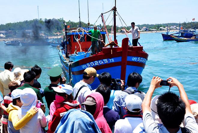 3 ngư dân tử vong vì vật thể lạ bất ngờ phát nổ