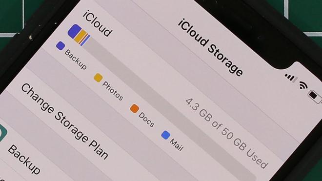 Apple keo kiệt vài GB iCloud với người dùng đến bao giờ?