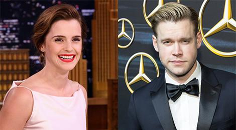"""Emma Watson chia tay diễn viên """"Glee"""" sau 6 tháng hẹn hò"""