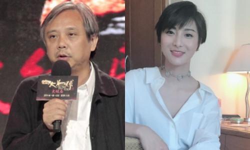 Đạo diễn Trung Quốc U60 công khai yêu mỹ nhân kém 30 tuổi
