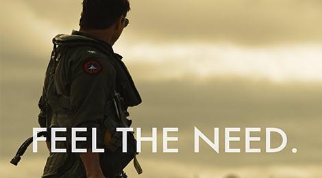 """Tom Cruise hé lộ hình ảnh đầu tiên của bom tấn """"Top Gun 2"""""""