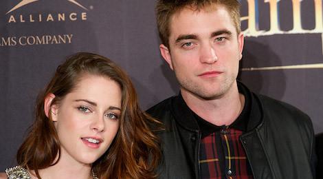Lộ ảnh Robert Pattinson gặp Kristen Stewart, dấy lên tin tái hợp