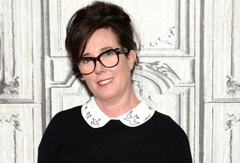 Nhà thiết kế thời trang Kate Spade tự sát tuổi 55
