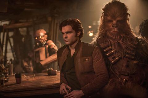 """Solo: Star Wars ngoại truyện"" lỗ nặng"