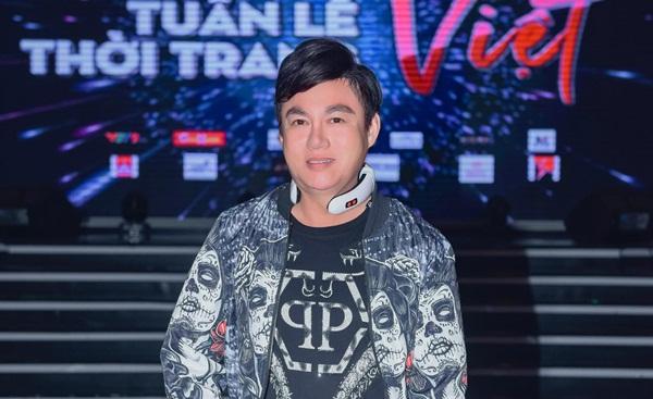 NTK Tommy Nguyễn làm khách mời trong Tuần lễ Thời trang Việt