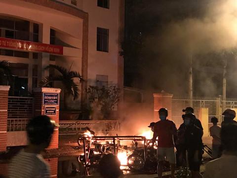 Bình Thuận khuyến cáo người dân không để kẻ xấu lôi kéo, dụ dỗ gây rối