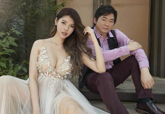 Siêu mẫu 35 tuổi công bố ảnh cưới với tỷ phú Đài Loan