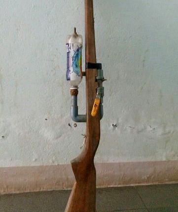 Sửa súng tự chế, nam sinh 14 tuổi bị đạn bắn vào đầu