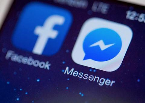 Người dùng than phiền lỗi Facebook Messenger