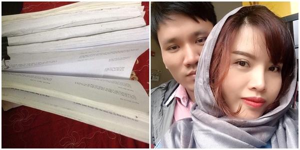790 trang tin nhắn thuở hẹn hò và câu chuyện cảm động của đôi vợ chồng