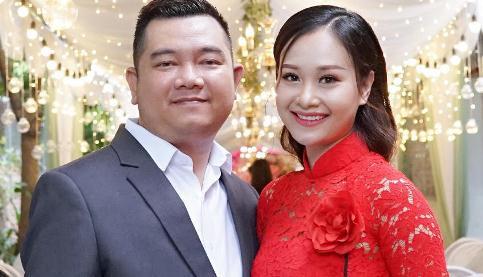 Hà Thúy Anh kết hôn với bạn trai sau 3 năm yêu