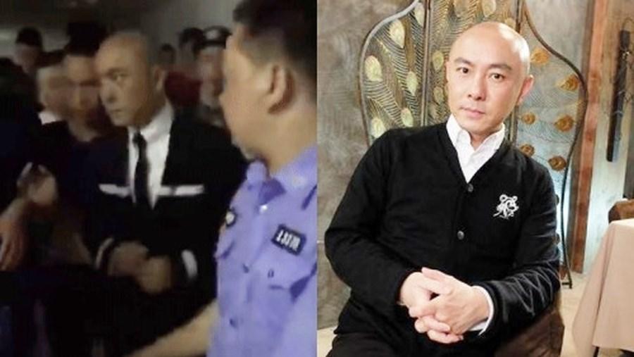 Trương Vệ Kiện lên tiếng về tin vừa bị bắt giữ ở Bắc Kinh
